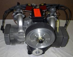 Motores Hirth F 23 Engines